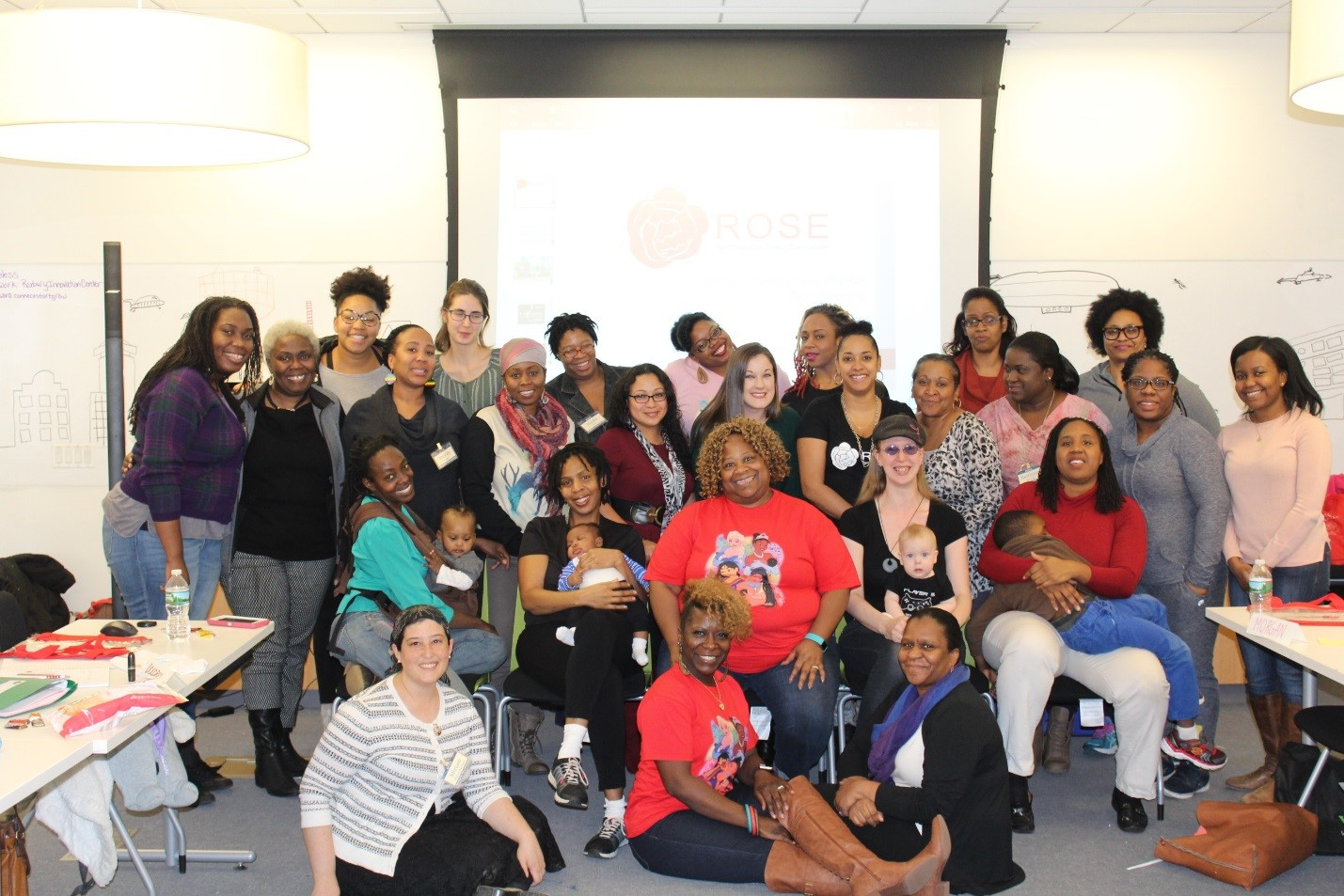 It Takes a Village: Using Service Learning to Increase Breastfeeding Support in Boston