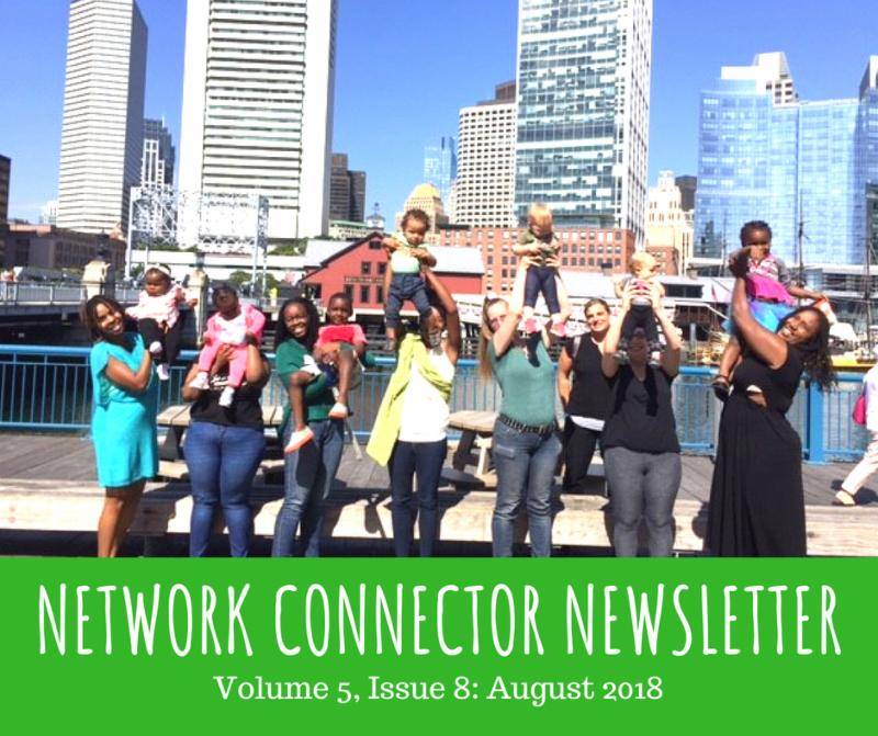 Network Connector Volume 5, Issue 8