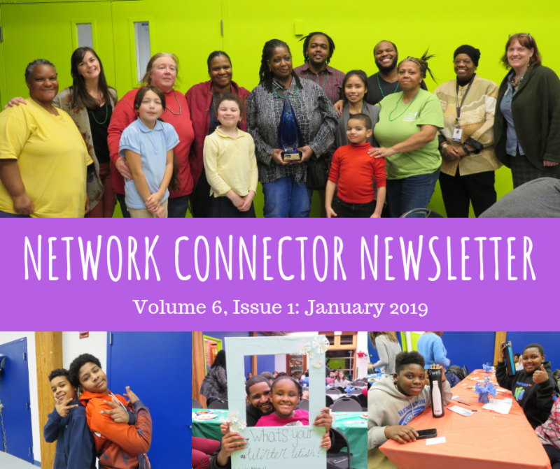 Network Connector Volume 6, Issue 1