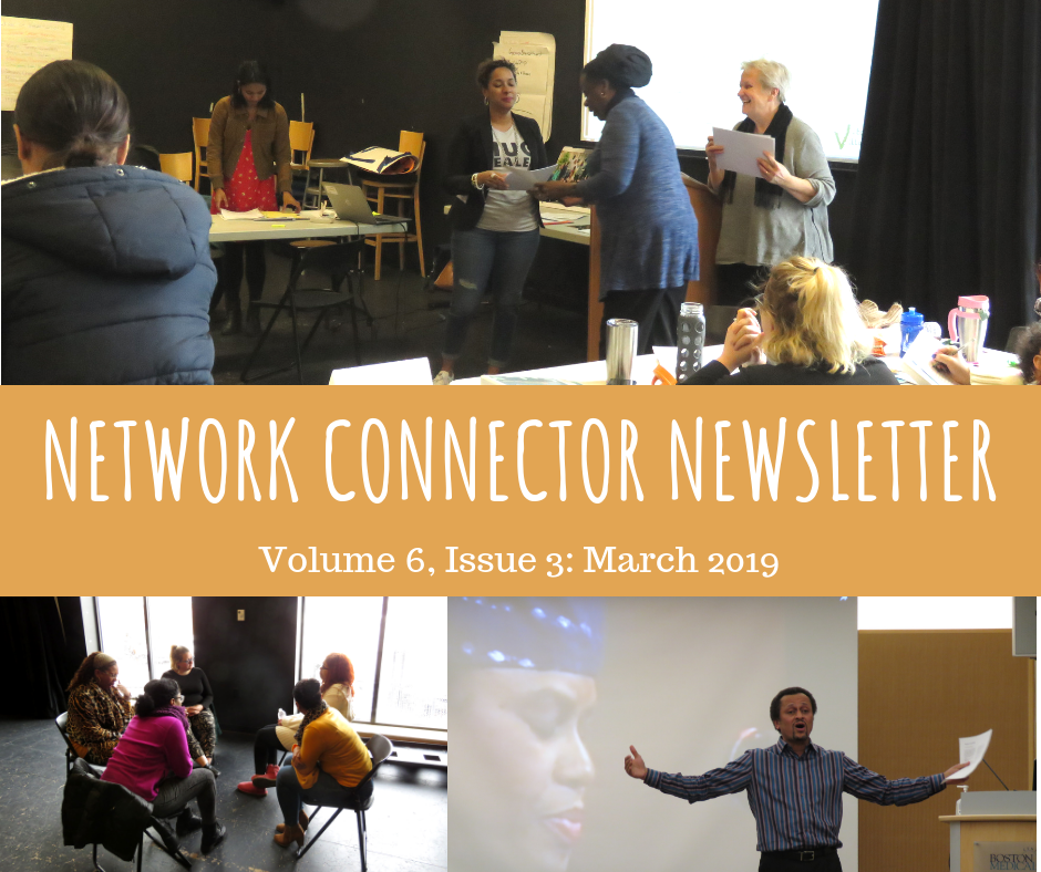 Network Connector Volume 6, Issue 3