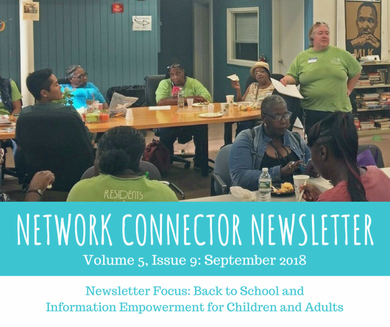 Network Connector Volume 5, Issue 9